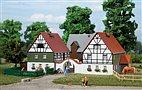 12257 Auhagen - Bauernhof - HO/TT Bausatz