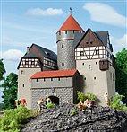 12263 Auhagen - Burg Lauterstein - HO/TT Bausatz