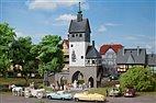 HO/TT Bausatz - Stadttor (Auhagen 12342)