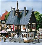 HO/TT Bausatz - Historisches Rathaus (Auhagen 12350)