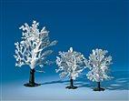 77921 Auhagen - Laubbäume im Winter, 3 Stück, 7 und 13 cm