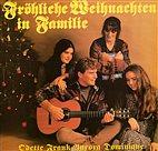LP - Frank Schöbel / Fröhliche Weihnachten in Familie / 2100841 /Vinyl