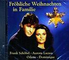 CD - Frank Schöbel / Fröhliche Weihnachten in Familie / 2100842