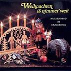 LP - Joachim Süß und sein Ensemble / Weihnachten is nimmer weit
