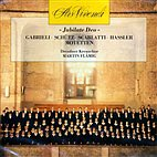 CD - Dresdner Kreuzchor / Motetten - Jubilate Deo
