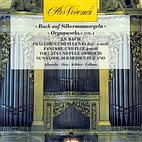 CD - Bach auf Silbermannorgeln / Folge 1