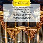 CD - Bach auf Silbermannorgeln / Folge 3
