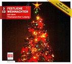 3erCD - Festliche Weihnachten mit dem Thomanerchor Leipzig / 20K0488