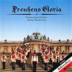 LP - Preußens Gloria / Polizeiorchester Potsdam / Militärmärsche / s001 - DSB
