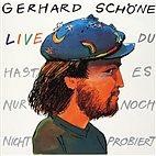 Doppel-LP - Gerhard Schöne - LIVE / s047