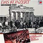 LP - Das Konzert - November 1989 / Berliner Philharmoniker / s830