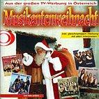 CD - Musikantenweihnacht - Kastelruther Spatzen, Alpentrio Tirol, u.a / w092