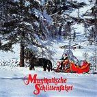 LP - Musikalische Schlittenfahrt / Orchester Jo Kurzweg