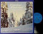 LP - Winterland - Wunderland / Schlager zur Winterzeit / Olaf Berger, Darinka, u