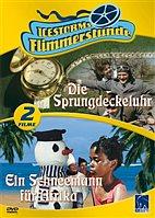 DVD - Die Sprungdeckeluhr / Ein Schneemann für Afrika