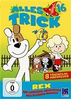 DVD - Alles Trick 16 / REX Die lustigen Abenteuer des kleinen Hundes (Ic 19664)