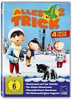 DVD - Alles Trick 2 / Die Weihnachtsgans Auguste u.a. (Icestorm 19796)