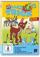 DVD - Alles Trick 13 / Der tapfere kleine Hirsch u.a. (Icestorm 19821)