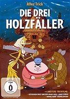 DVD - Alles Trick 3 / Die drei Holzfäller u.a. (Icestorm 19849)