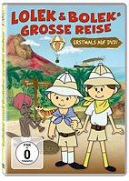 DVD - Lolek & Bolek´s grosse Reise (Icestorm 19863)