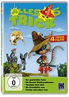 DVD - Alles Trick 5 / Der gestiefelte Kater u.a. (Icestorm 19886)