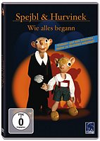 DVD - Spejbl & Hurvinek / Wie alles begann - Folge 1