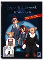DVD - Spejbl & Hurvinek / Hurvinks Jahr - Folge 3