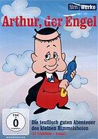 DVD - Arthur der Engel, ungarische Zeichentrickserie, 12 Folgen / NEU