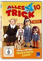 "DVD - Alles Trick 10 / Spejb & Hurvinek ""Hurvineks Jahr (Ic 69064)"