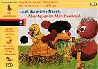 3 CD - Pittiplatsch, Schnatterinchen und Moppi / Abenteuer im Märchenwald