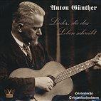 CD - Anton Günther / Lieder, die das Leben schreibt / 2492089