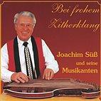 CD - Joachim Süß und seine Musikanten / Bei frohem Zitherklang / 92108
