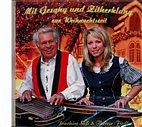 CD - Joachim Süß / Mit Gesang und Zitherklang zur Weihnachtszeit / 2492165