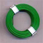 Kupferschaltdraht 1-adrig 0,5mm, 10m, Ring - grün