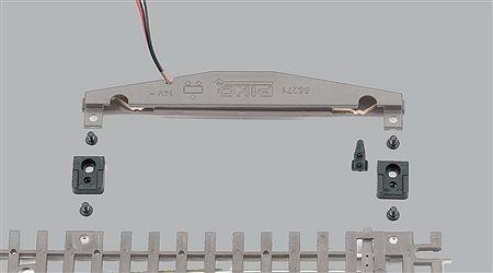 R 360mm//30° Piko A-Gleis 55211 R1 gebogen Spur HO lose